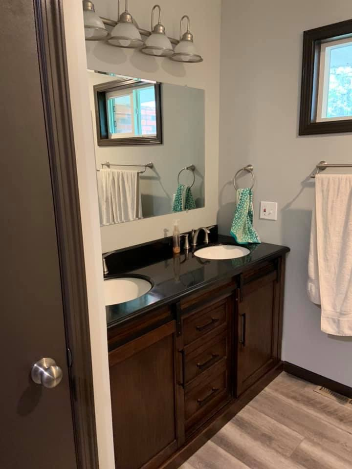 Before And After Bathroom Remodel A Better Construction